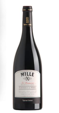vin milleX La Promesse rouge