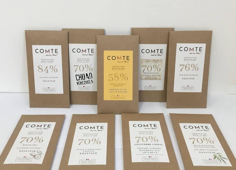 Chocolats Comte