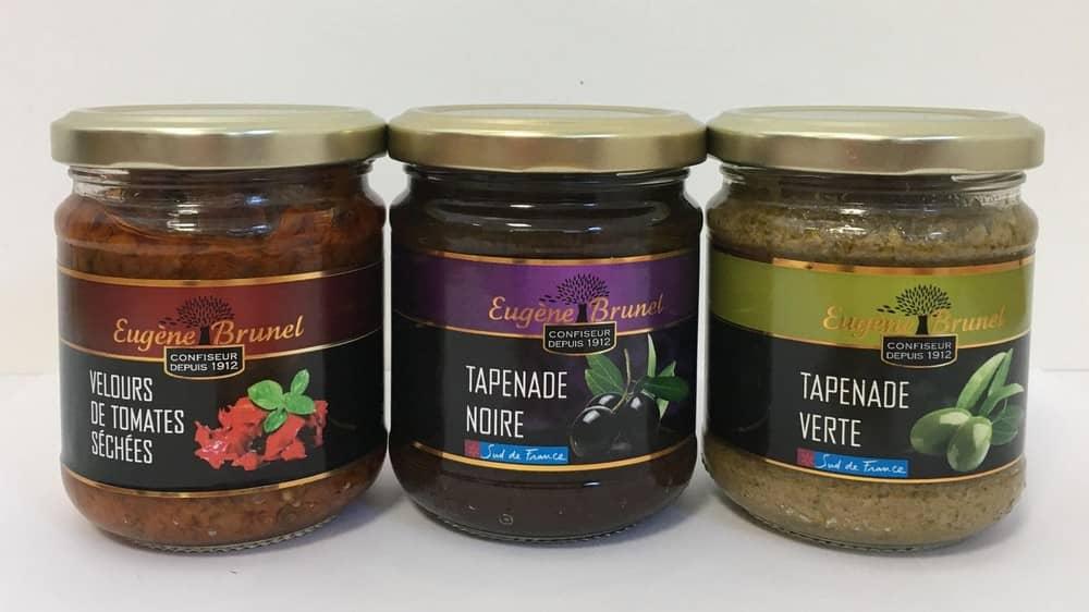 Tapendes et velours de tomates Eugène Brunel